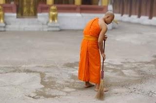 SweepingMonk