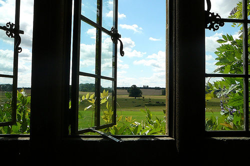 Obscure Glass Windows Opens Out : Inside and out mindfulbalance