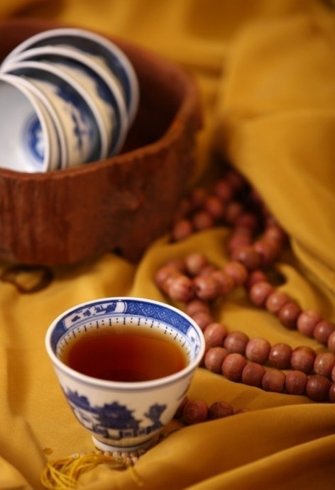 zen tea.