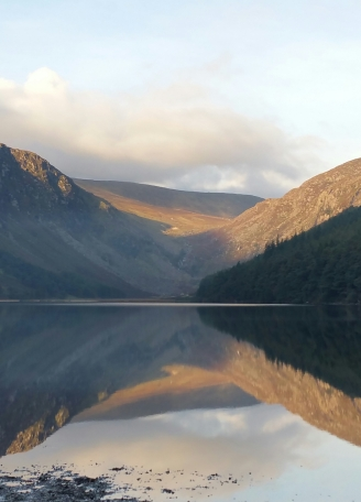 lake-glendalough